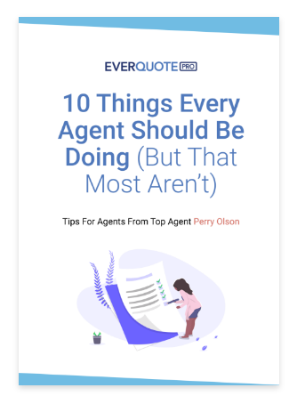 10 Things Every Agent Should Be Doing (But That Most Aren't)