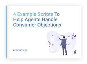 4 Example Scripts To Help You Handle Consumer Objections