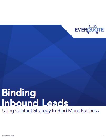 Binding Inbound Leads