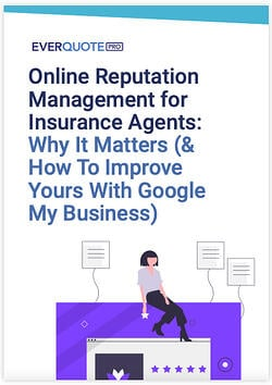 Online reputation management for agents | EverQuote