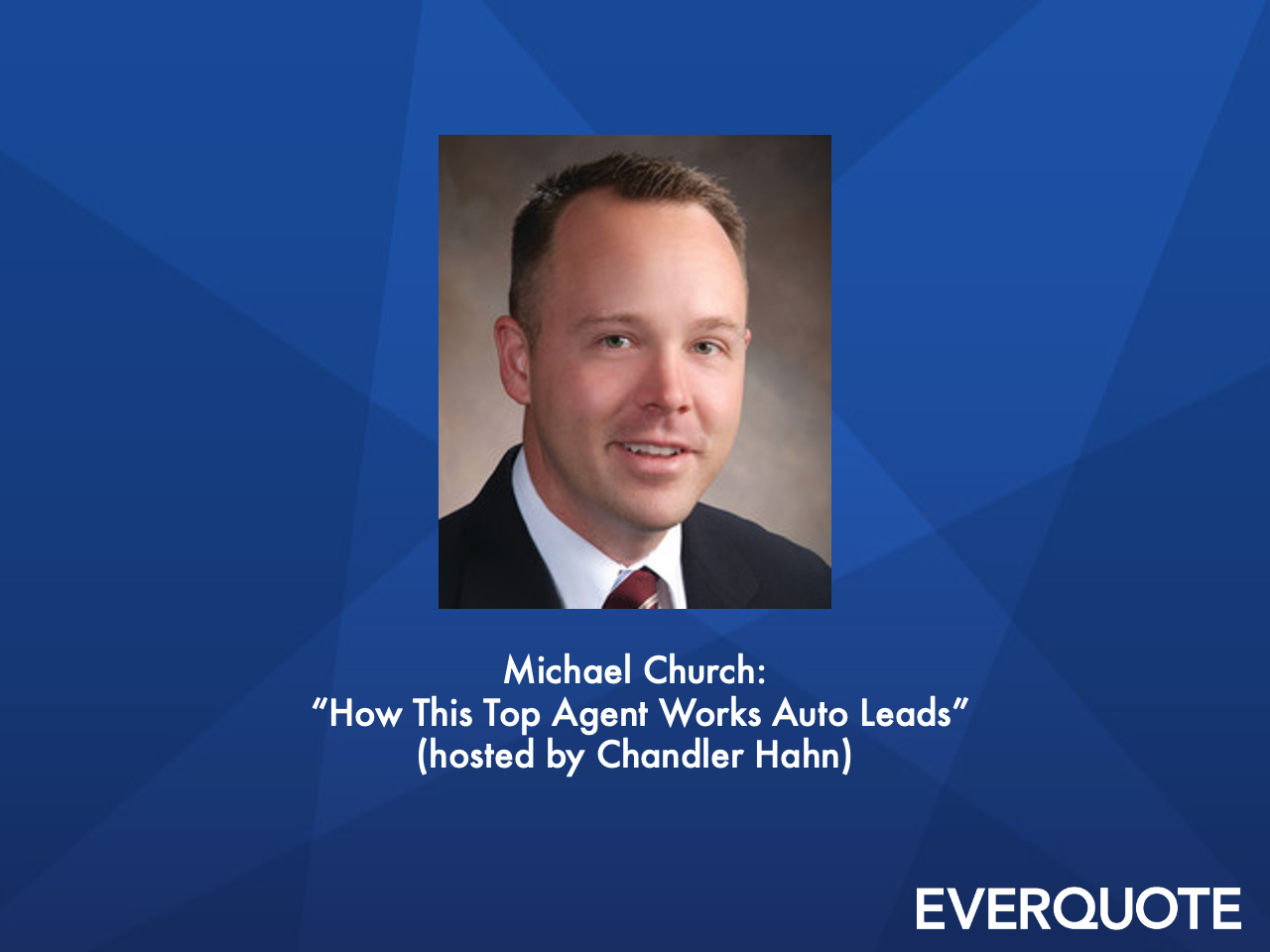 How This Top Agent Works Auto Leads with Michael Church