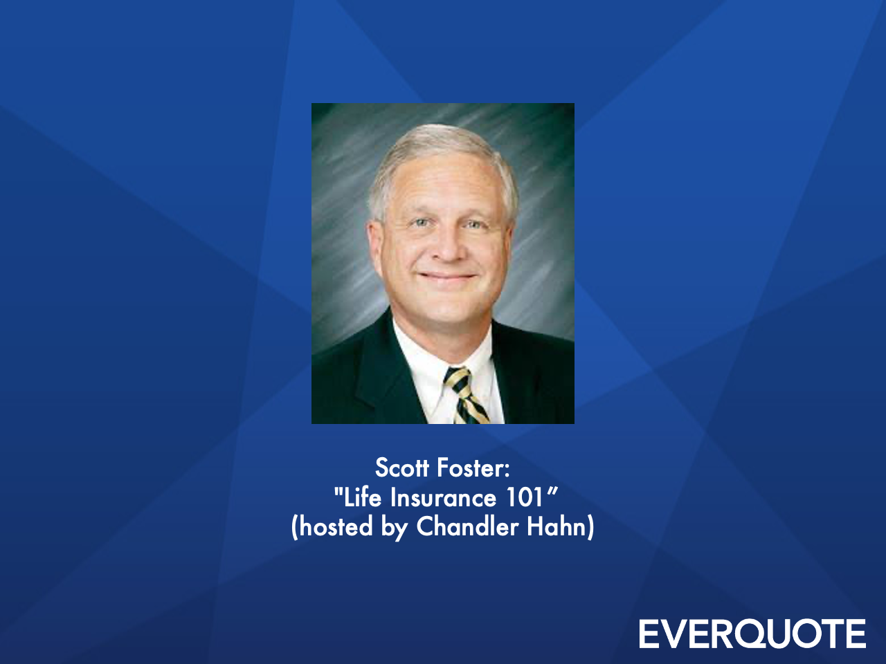 Life Insurance 101 with Scott Foster