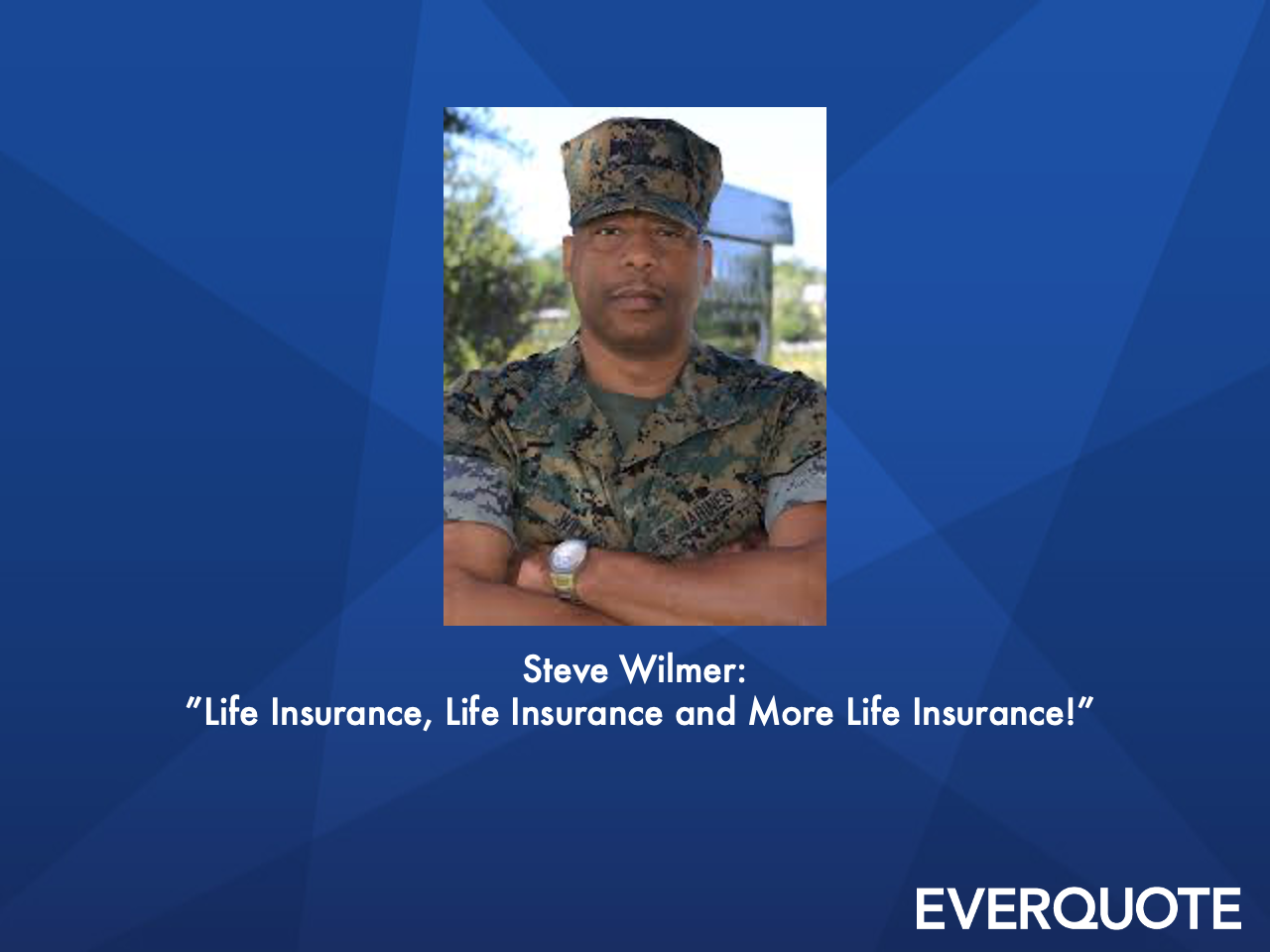 Life Insurance, Life Insurance and More Life Insurance! with Steve Wilmer